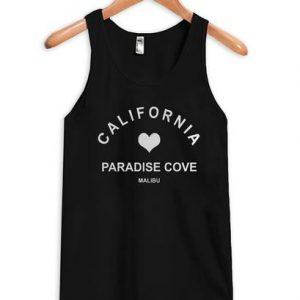 California Paradise Cove Malibu Tanktop
