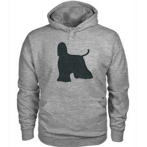 Dog Silhouette Hoodie