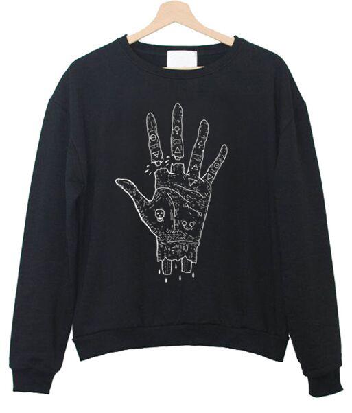 Hand Alchemy Sweatshirt