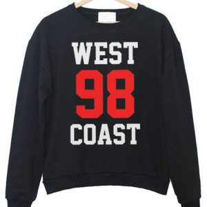 West Coast 98 Sweatshirt