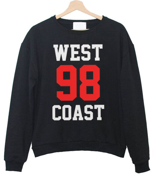 West Coast 98 Sweatshirt