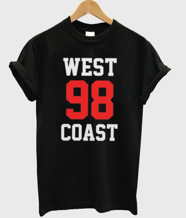 West Coast 98 - Tshirt