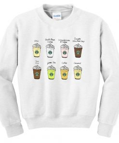 Starbuck Dating Sweatshirt