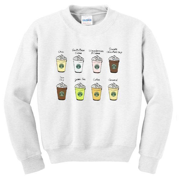 Starbuck Dating Sweatshirt