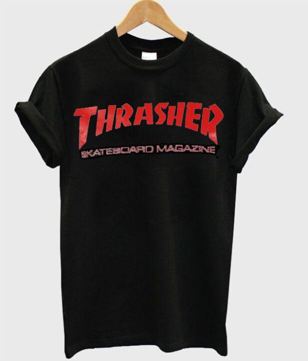 Thrasher Skateboard Magazine Tshirt