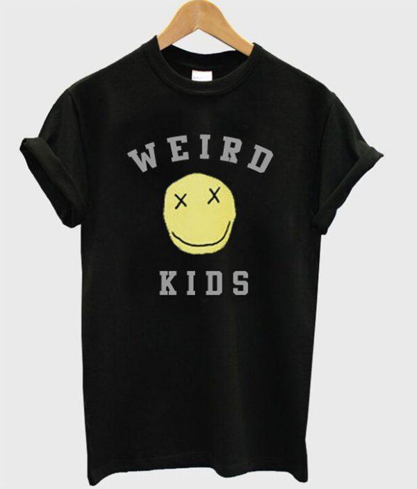 Weird Kids Tshirt