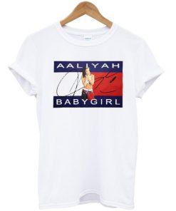 Aaliyah Babygirl Tshirt