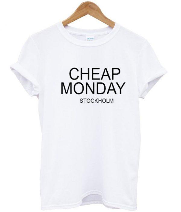 Cheap Monday Tshirt