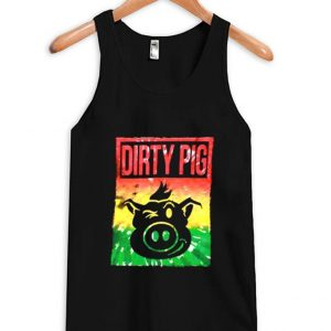 Dirty Pig Rasta Tanktop