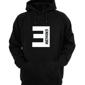 Eminem E Reverse Hoodie