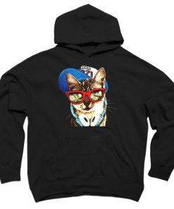 Jem Shirt Money Cat Hoodie
