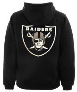 Oakland Raider Hoodie