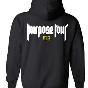 Purpose Tour Vfiles Hoodie