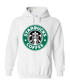 Starbuck Coffee Logo Hoodie