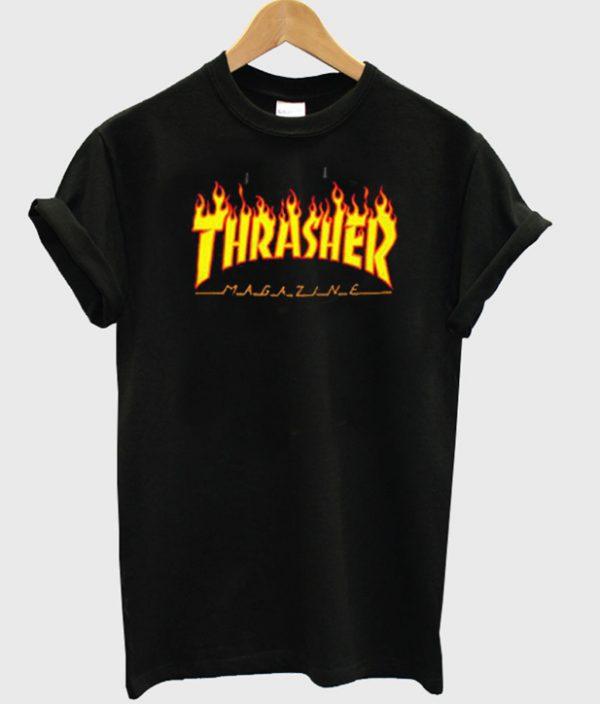 Thrasher Unisex Tshirt