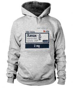 Xanax 2mg Hoodie
