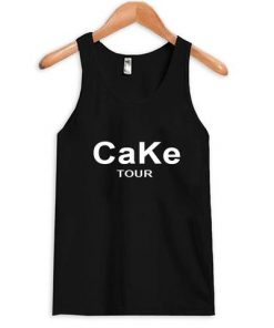Cake Tour Tanktop