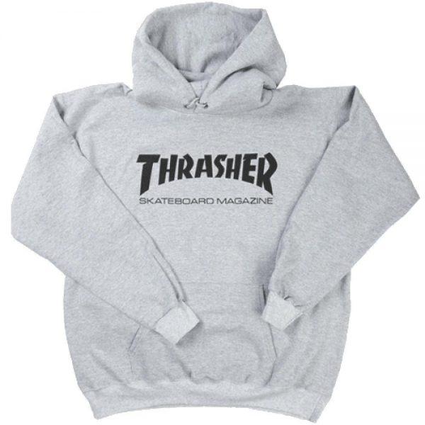 Thrasher Skateboard Magazine Unisex Hoodie