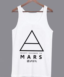 30 Seconds To Mars Unisex Tanktop