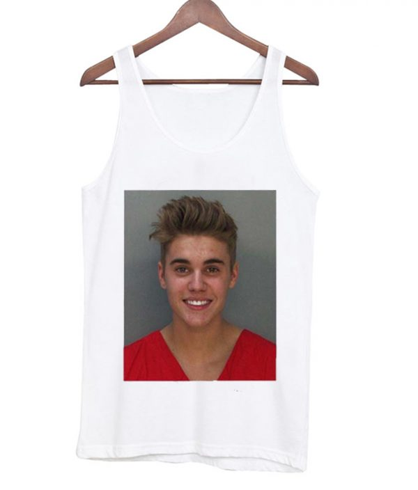 Justin Bieber Tanktop