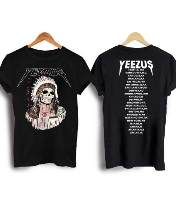 Kanye West Yeezus Unisex Tshirt