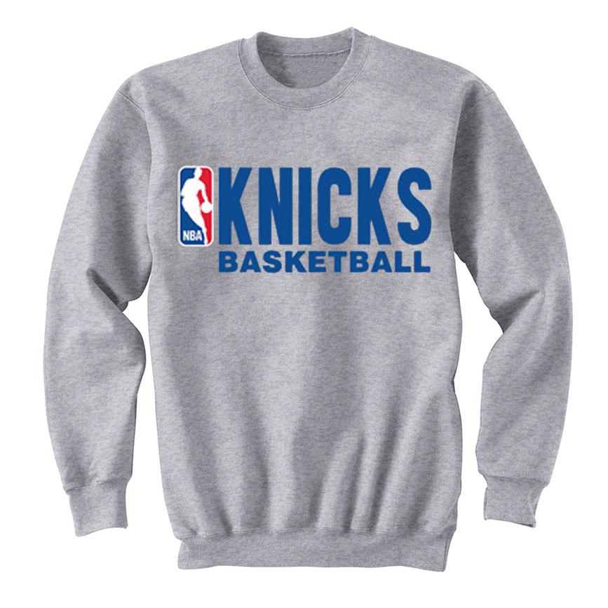 4c296a072 Knicks Basketball Sweatshirt - StyleCotton