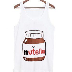 Nutella Adult Tanktop
