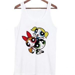 The Powerpuff Girls Tanktop