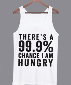 There's a Change Quote Tanktop