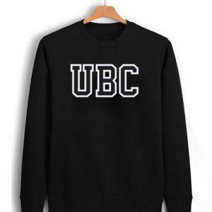UBC Unisex Sweatshirt