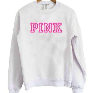 Victorias Secret Pink Logo Sweatshirt