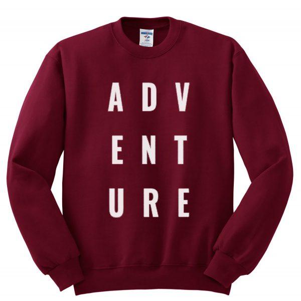 Adventure Unisex Sweatshirt