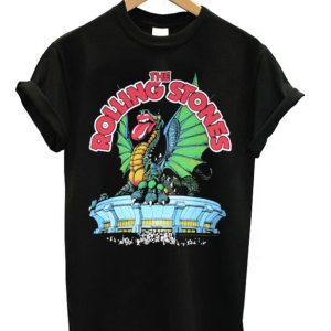The Rolling Stones Dragon Tongue Unisex T-shirt