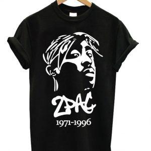 2pac 1971-1996 Unisex T-shirt