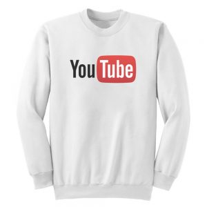 You Tube Sweatshirt