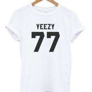 Yeezy 77 T-shirt