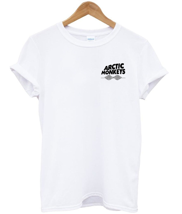 47fc2ca6 Arctic Monkeys T-shirt - StyleCotton