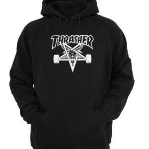 Thrasher Pentagram Hoodie