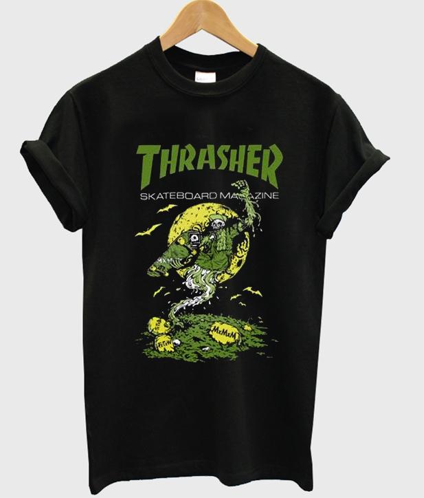 t shirt thrasher