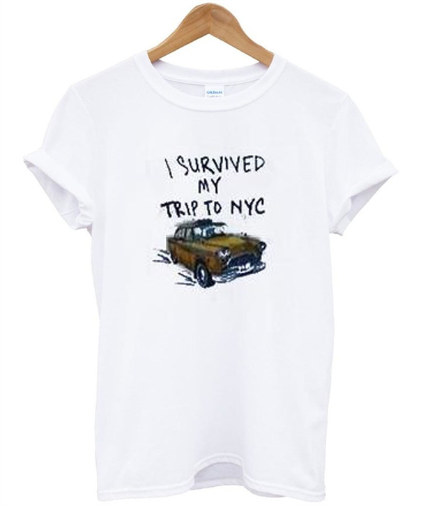 I Survived My Trip To NYC T-shirt - StyleCotton db6fd35ccc8