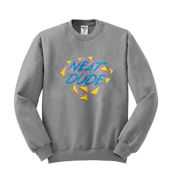 Neat Dude Abstract Sweatshirt Stylecotton