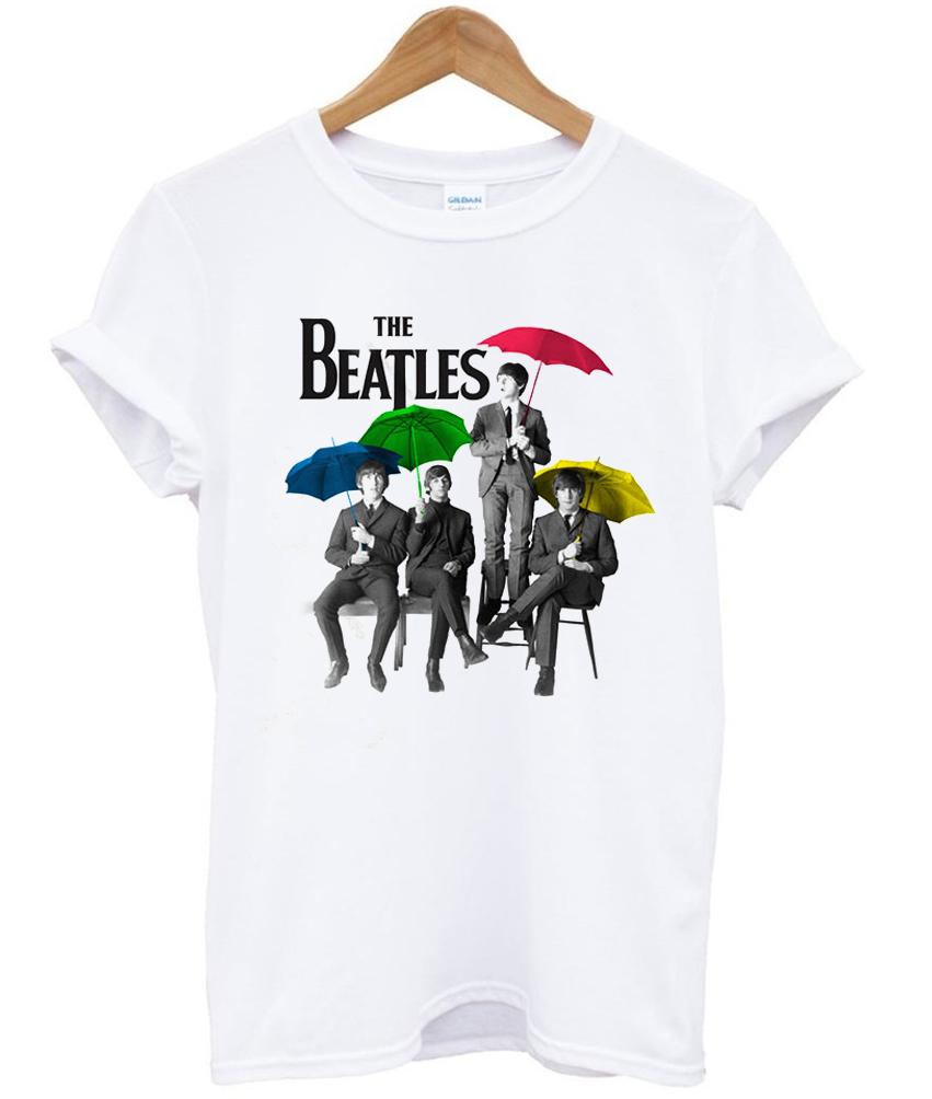 563b0db21fc4d The Beatles T-shirt - StyleCotton