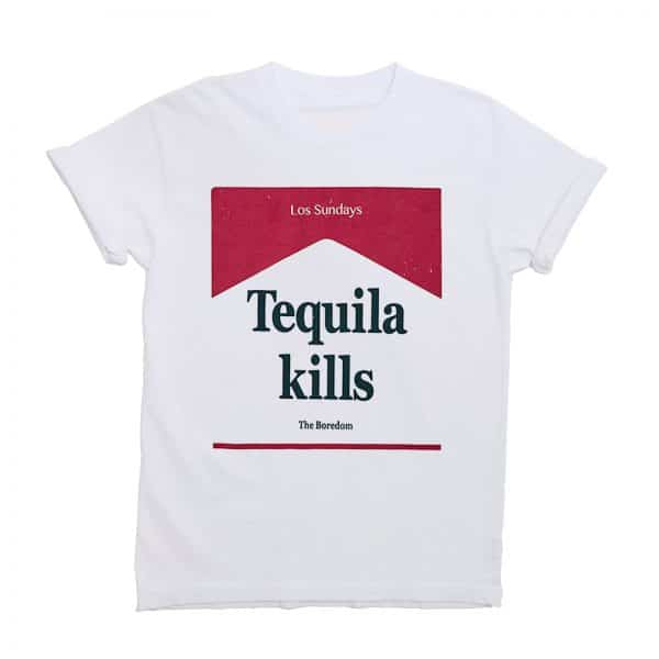 Tequilla Kills T-shirt