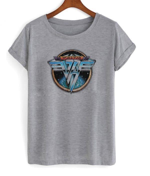 e7b6969d4c2d Van Halen T-shirt - StyleCotton
