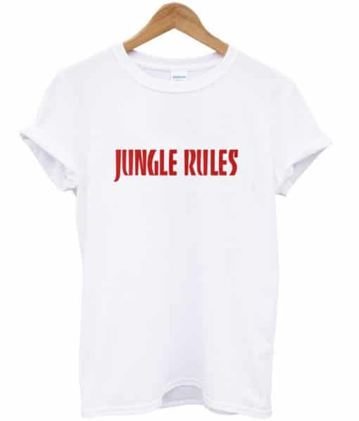 Jungle Rules T-Shirt