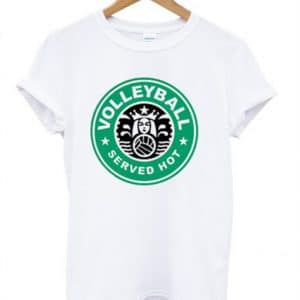 Volleyball Starbuck T-shirt