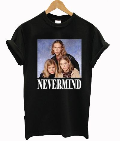 Nevermind Hanson T-shirt