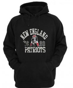 New England Patriots 1960 Hoodie