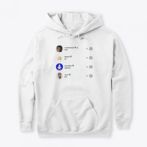 Why Do Legends Die Hoodie