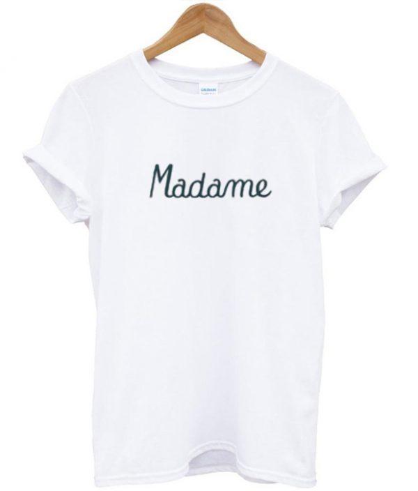 Madame T-shirt
